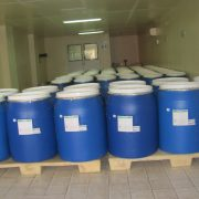 100 kgs. HDPE drums