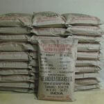 25 kgs. kraft paper bags