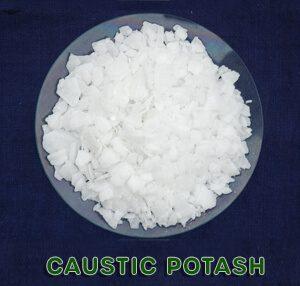 CAUSTIC-POTASH