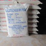25 kgs HDPE bags